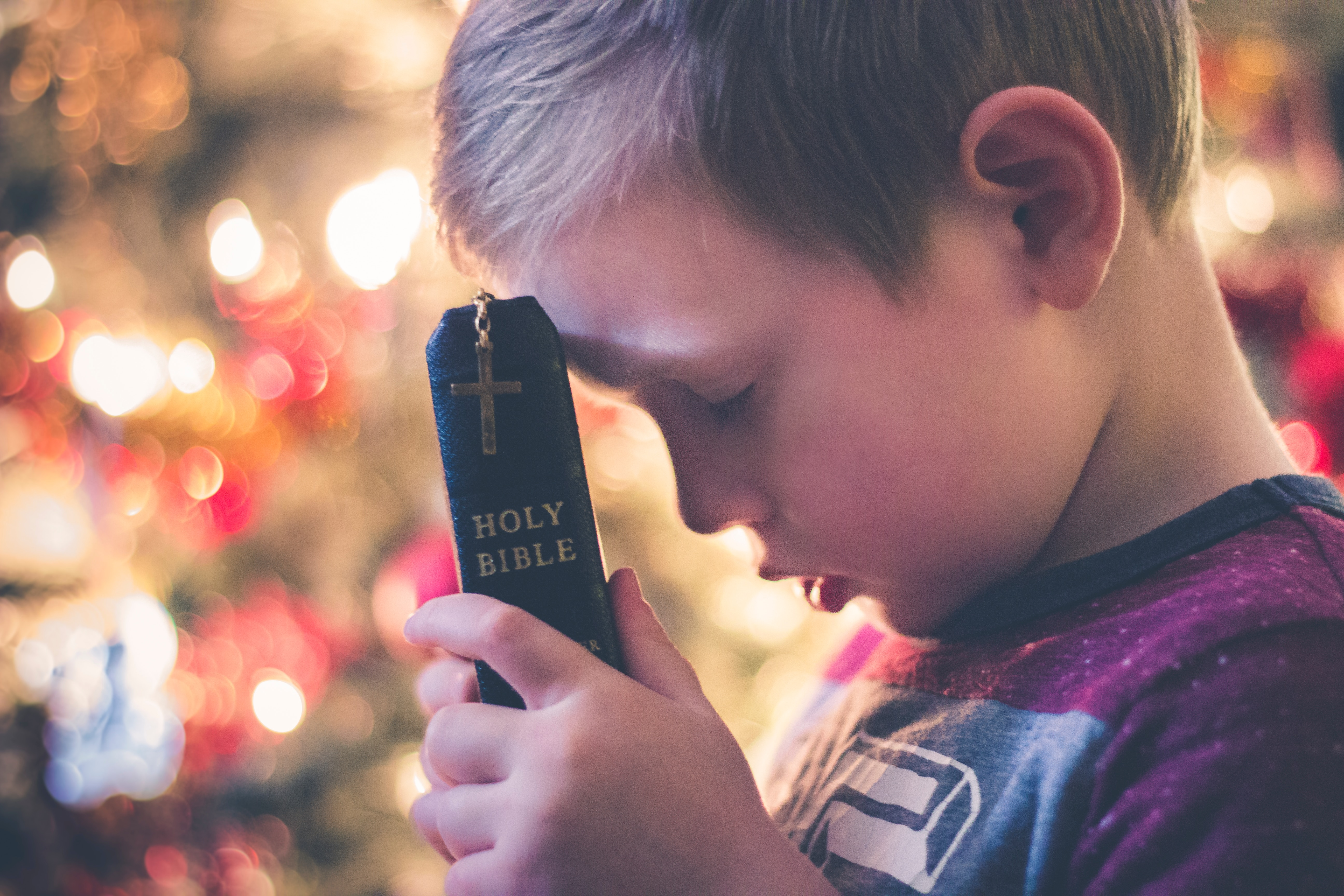The case for teaching your child about God