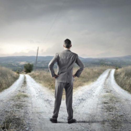 Transient life vs Eternal life; choose wisely